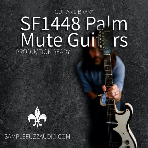 SF1448 Palm Mute Guitars 1