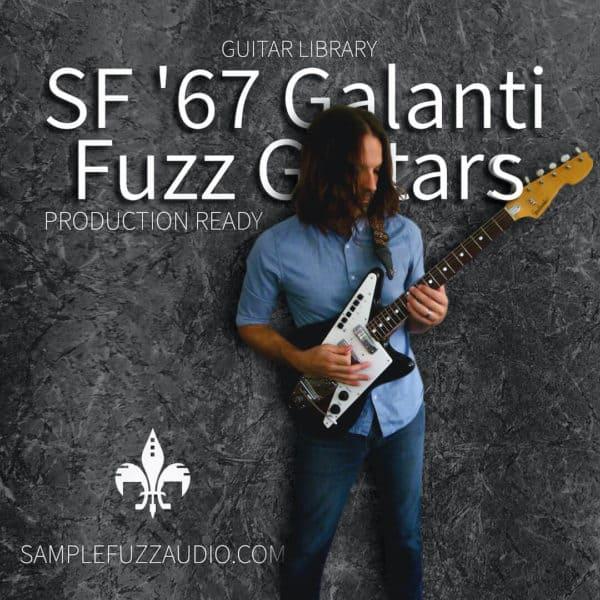 SF '67 Galanti Fuzz Guitars 1